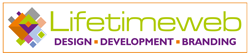 Lifetime Web Design & Media Logo